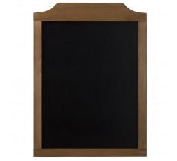 Меловая доска меню 40*60 вертикальная