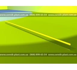 Ценникодержатель полочный DBR 1000*40 мм.